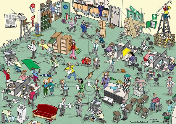 The Importance Of Health And Safety Cartoons In The